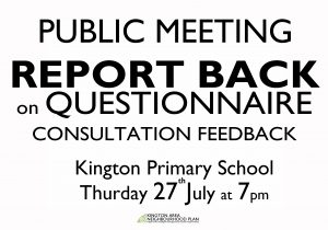 KANPlan Consultation Feedback Poster 27-7-17